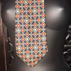 Robert Talbott For Satel's Hand Sewn Silk Tie